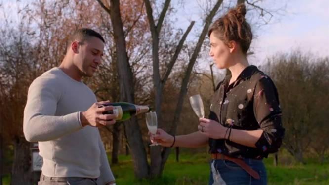 """Lidewij Nuitten vindt haar jeugdlief Mark.... die Rafaël blijkt te heten: """"Ik herkende haar bij Danira"""""""