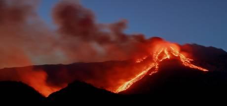 Nouvelle éruption spectaculaire de l'Etna