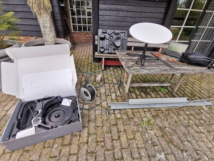 """""""Gepost via StarLink vanuit een """"boerengehucht"""" vlakbij Hilversum"""", schrijft gebruiker 'donotwant bij het GoT-topic over het onderwerp op Tweakers."""
