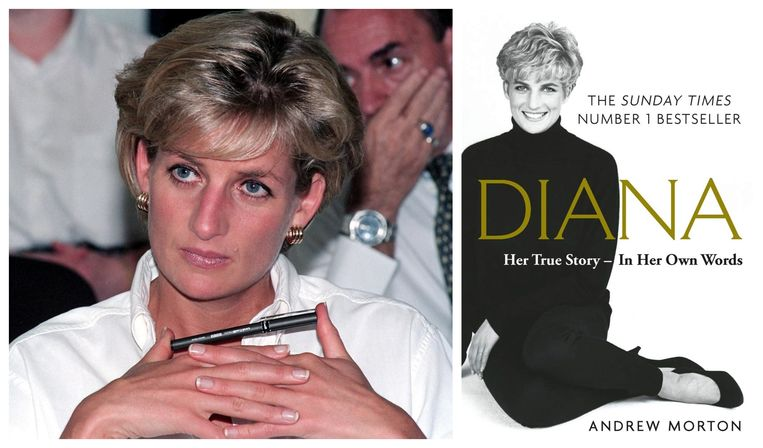 Prinses Diana - 'Her True Story. In Her Own Words'