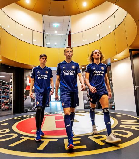 'Het ontbreekt aan niets op de Feyenoord Academy'