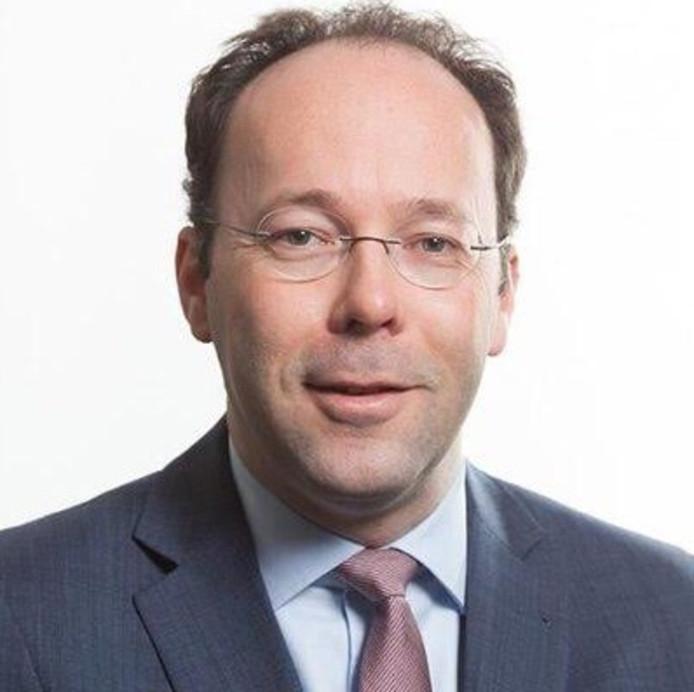 Martijn van Gruijthuijsen, fractievoorzitter van de VVD in de Provinciale Staten