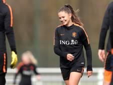 Lieke Martens is terug bij Oranje: 'Mentaal was mijn afwezigheid heel zwaar'