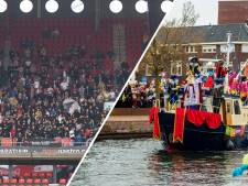 Gemist? FC Twente neemt situatie rond uitvak onder de loep & Ingrijpende maatregelen rond Sinterklaas in Almelo