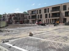 Spannende dag voor toekomstige bewoners van nieuwe appartementen aan de Juvenaatlaan