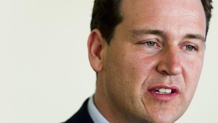Lodewijk Asscher initieerde in 2008 als wethouder de nieuwe aanpak. Beeld ANP