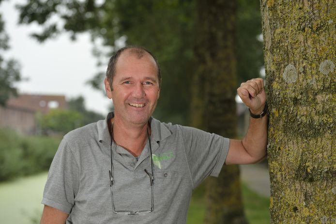 Boskoopse bomendeskundige Cor van Gelderen.