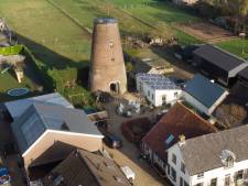 Binnen een jaar zitten er wieken aan de molen in Lienden