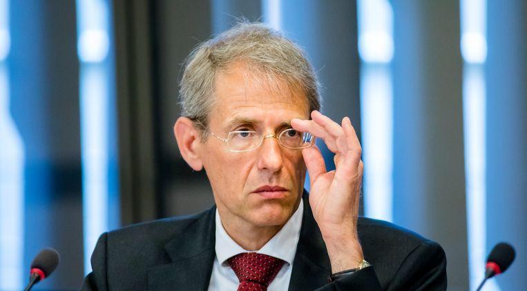 Jaap Uijlenbroek, directeur-generaal van de Belastingdienst. Beeld ANP