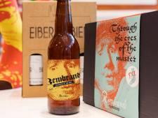 Rembrandt heeft vanaf nu eigen Haagse speciaalbiertjes en sokken