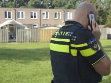 Man loopt met zwaard over straat in Breda na mishandeling vrouw, waarschuwingsschot gelost