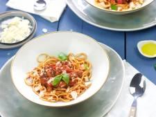 Wat Eten We Vandaag: Vegetarische spaghetti bolognese