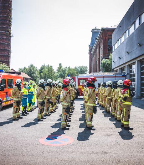 """Hommeles bij de brandweer: """"We gaan de bevolking niet in de steek laten, maar er komen wel acties"""""""