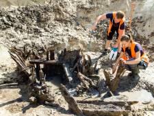 Waterputten uit ijzertijd ontdekt in Veldhoven