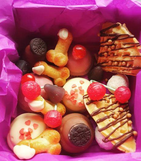 Pénis et seins pour la Saint-Valentin: les pâtisseries de cette Montoise censurées par Facebook