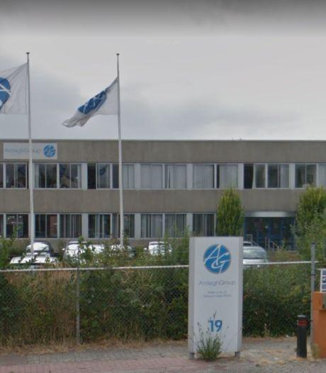 Spuitbussenfabriek in hartje Veenendaal verdwijnt en maakt plaats voor woningen