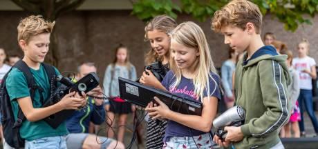Dordtse basisschool De Meridiaan wint regionale E-waste Race