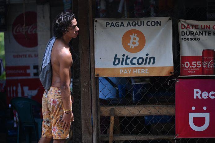 Le Salvador est le premier pays au monde à adopter le bitcoin comme monnaie officielle.