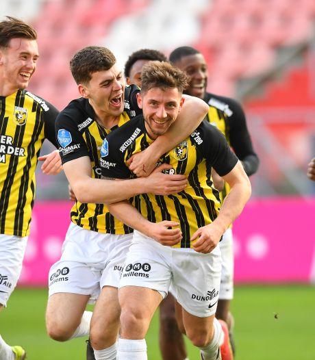Vitesse slaat ook toe tegen FC Utrecht: Darfalou wijst de weg in De Galgenwaard