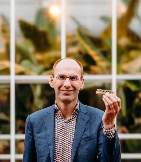 Herman Lelieveldt: 'Je moet heel stevig in je schoenen staan om gezond te eten'