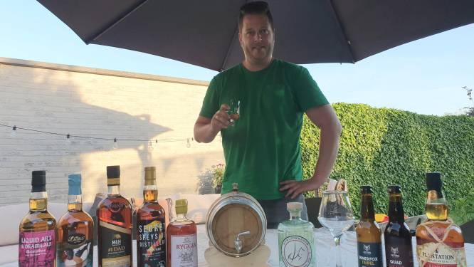"""Buds and Barrels mikt op kleine bottelarijen en unieke whisky, rum en cognac: """"Er zijn zoveel onbekende parels te ontdekken"""""""