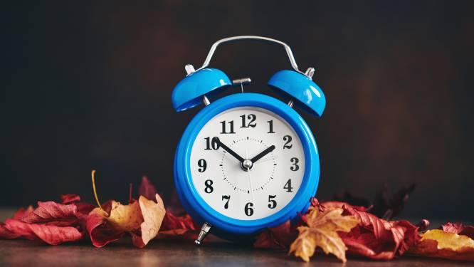 Overschakeling op wintertijd: dit weekend uurtje langer slapen