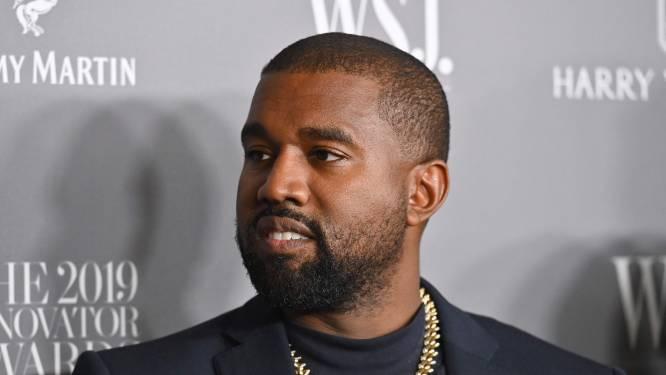 Kanye West volgt Kim Kardashian en haar zussen niet langer op Twitter