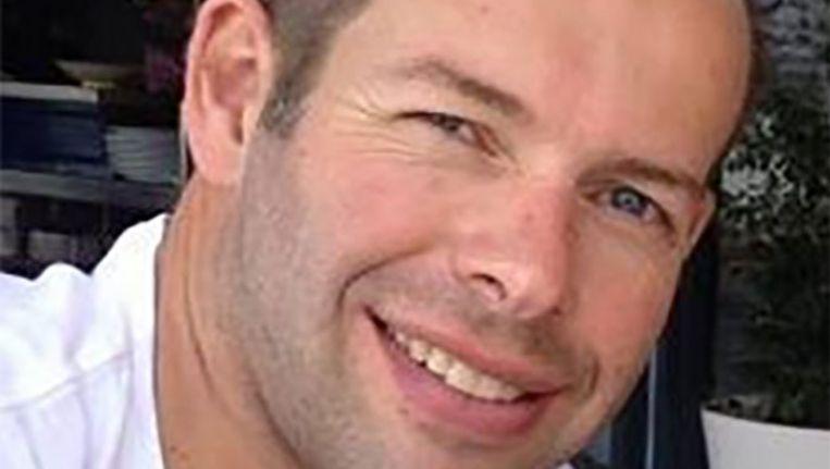 De vermiste Frank Kater uit Amsterdam. Beeld Facebook