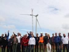 Wind in de zeilen: Betuwewind keert leden het maximale rendement uit