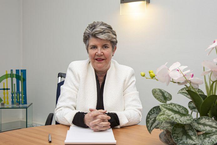 Marie José Temmink beleeft komende zaterdag het 20-jarige bestaan met haar notariskantoor.
