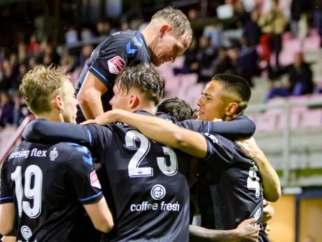 Invaller Haen (17) is met twee goals het goudhaantje bij De Graafschap