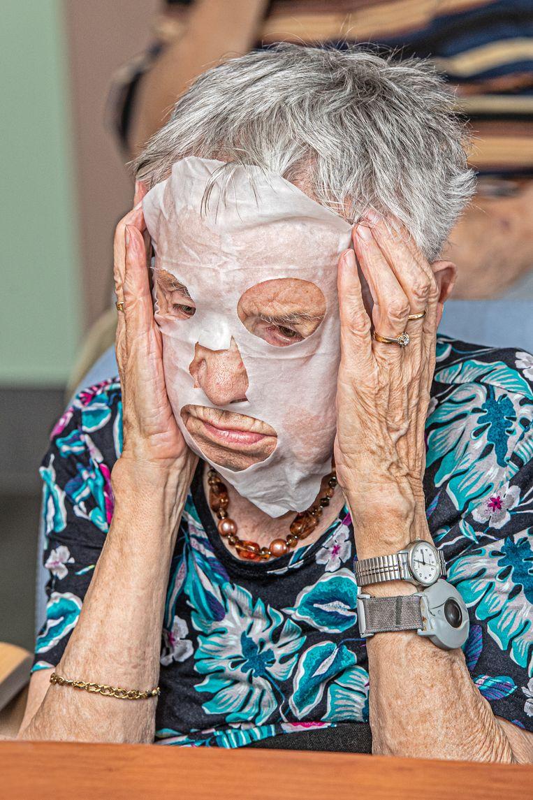 Een verfrissend gezichtsmaskers doet deugd!