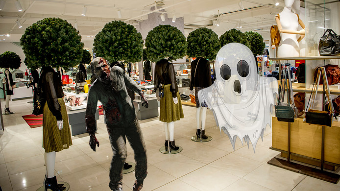 Hudson's Bay spookhuis