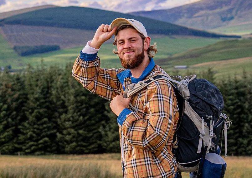 De Deense YouTuber Albert Dyrlund kam vrijdag om het leven na een fatale val.