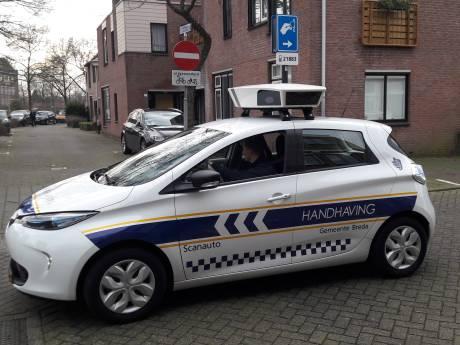 Scanauto de straat op: Chasséveld binnen paar minuten gecontroleerd