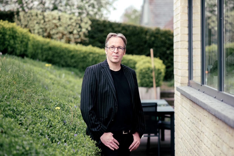 Tom Wenseleers. Beeld Tine Schoemaker