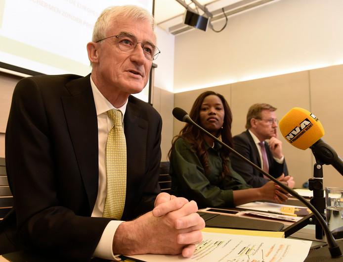 Geert Bourgeois &  Assita Kanko & Johan Van Overtveldt