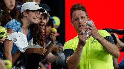 Het nieuwste grandslamsprookje verzin je niet: Tennys, de tennisheld uit Tennessee, gooit hoge ogen op de Australian Open