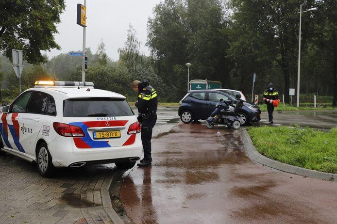 De bestuurder werd na het ongeval naar het ziekenhuis gebracht, waar hij een dag later overleed.