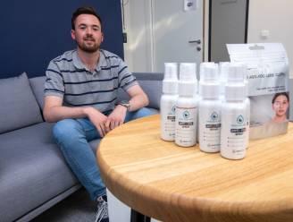 Oplossing voor dé frustratie bij brillendragers? Lennert (23) lanceert spray tegen aangedampte glazen