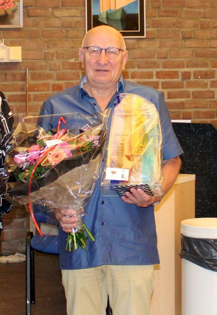Harrie Reekers, dit jaar de Beste Buur van Almelo.