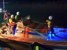 Nachtelijke zoekactie in Biesbosch voor niets: persoon steekt noodpijlen voor de lol af