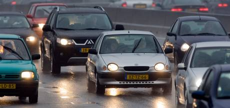 UPDATE: Nog maar 8 minuten vertraging op de A50 bij Hoenderloo na een drukke ochtendspits