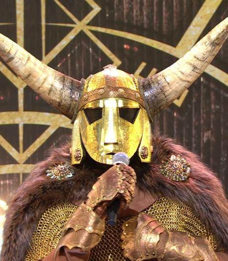 2,1 miljoen kijkers zien jury The Masked Singer bijna unaniem identiteit van de viking raden