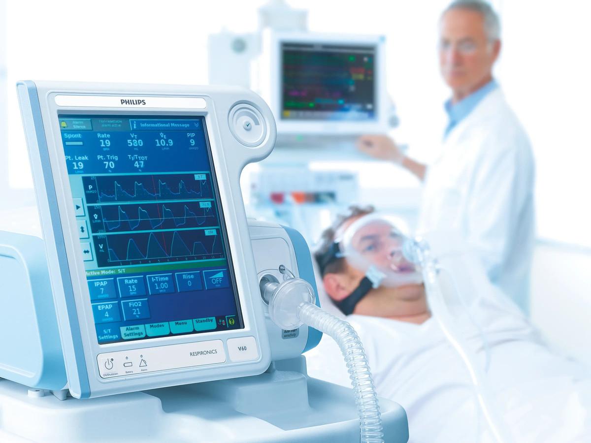 Respironics Philips beademingsapparataat