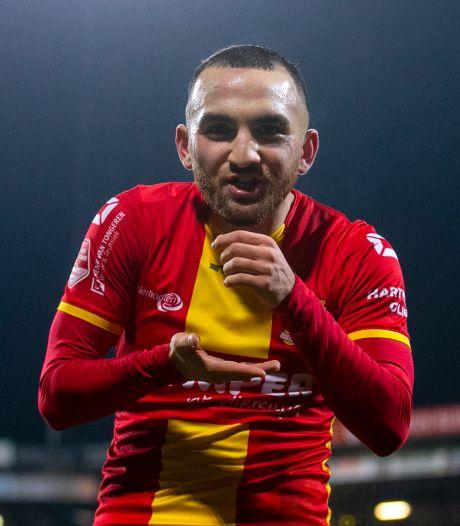 GA Eagles-huurling Eyibil keert na dit seizoen terug naar Mainz, Van Hoeven nog vraagteken