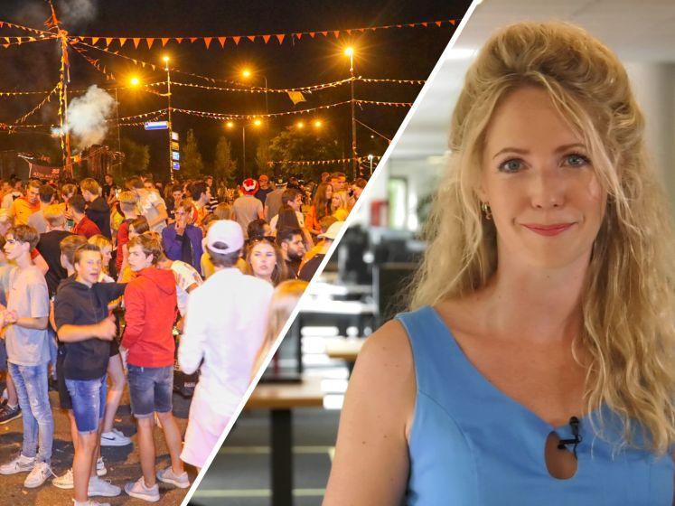De Stentor Nieuws Update | Volksfeest op Oranjerotonde en bestuurder bekneld op A1