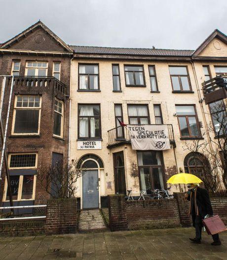 Villa's Harstenhoekweg gaan vandaag toch plat