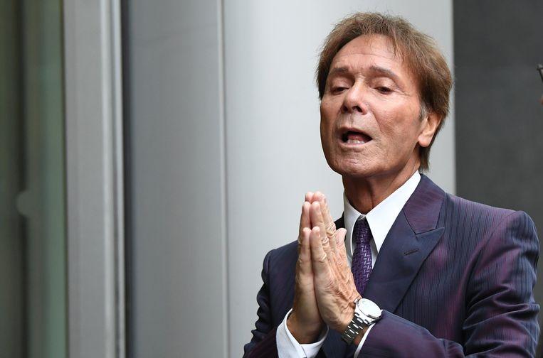 """Cliff Richard: """"Ik wens het mijn ergste vijand niet toe."""""""