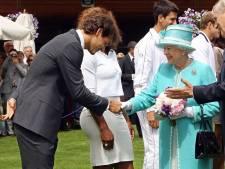 Première visite depuis 33 ans à Wimbledon d'Elisabeth II